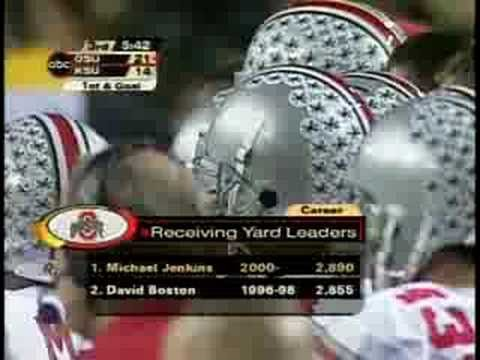 The Michael Jenkins Show - 2004 Fiesta Bowl