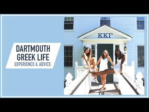 DARTMOUTH SORORITIES: REFLECTIONS & 7 THINGS NO ONE TELLS YOU