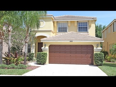 1166 Oakwater Drive Royal Palm Beach Florida 33411