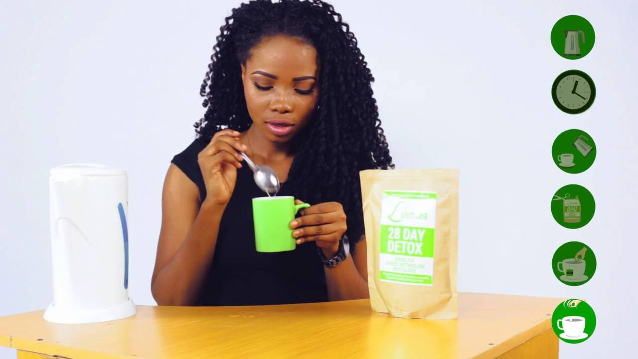 Easy Steps To Make A Cup Of Slimtea