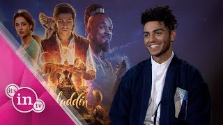 """Aladdin""-Star Mena  Massoud im Interview"