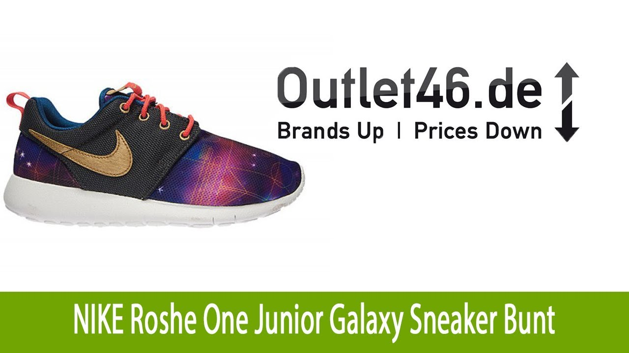 Wo kann man Nike Roshe Galaxy kaufen? (Schuhe, Sneaker)