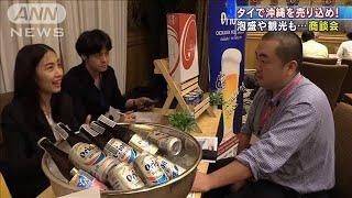 タイで沖縄を売り込め! 泡盛や観光をPRする商談会(20/01/21)