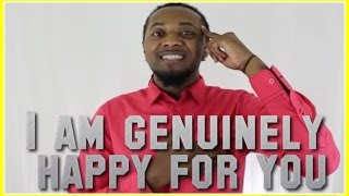 Thoughtful Thursday: Be Genuinely Happy For Others