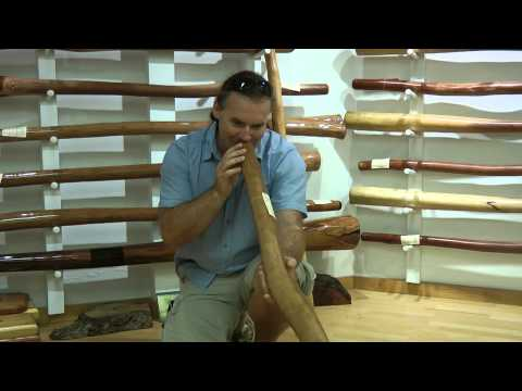 Kenneth Sands Didgeridoo @ Spirit Gallery
