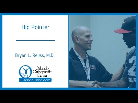 What Is a Hip Pointer?