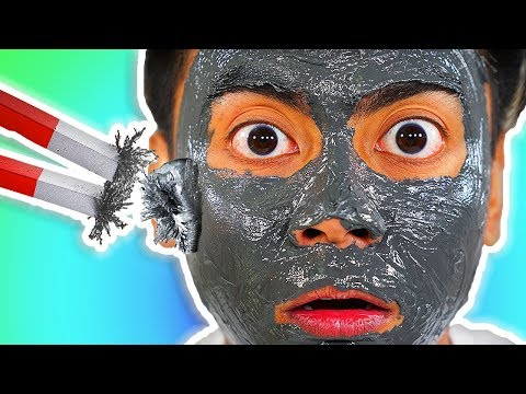 I Tried Magnetic Face Mask For The First Time