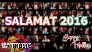 Salamat 2016 - Starmusic All-Stars | Lyrics