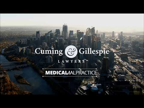 Cuming & Gillespie - Calgary Medical Malpractice Lawyers
