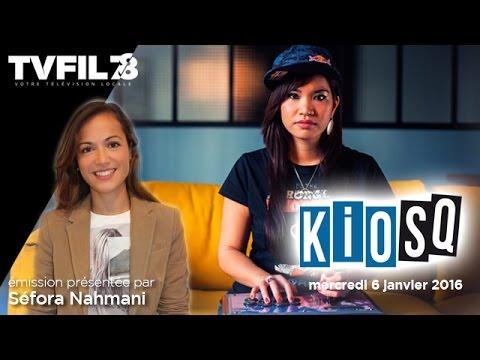 Kiosq – Emission du mercredi 27 janvier 2016