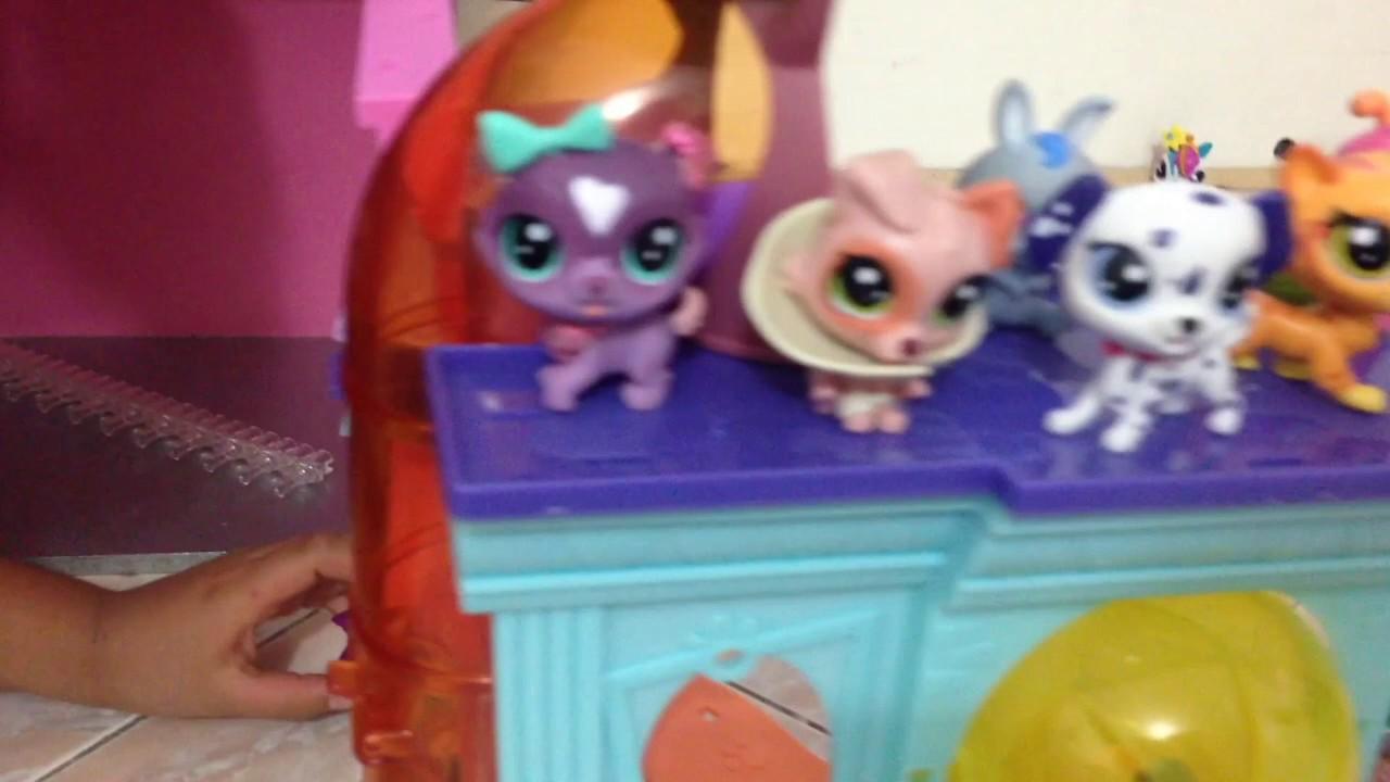 En Mascotas Tienda Juguetes Lps Shop Pet Español Littlest De kuOPXiZ