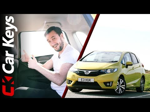 2017 Honda Jazz Review – The Unsung Hero of the Honda Range – Car Keys