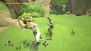 Absolver PVP WHO IS THIS GUY?!!