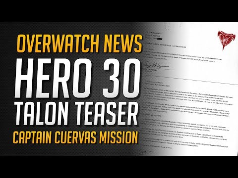 Overwatch Hero 30 Teaser | Jean-Baptiste Augustin & Captain Cuervas Mission ★ Overwatch Deutsch thumbnail