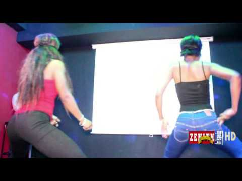 KUKERE DANCE OFF; GUINEA VS NIGERIA By; Andy Omoregie
