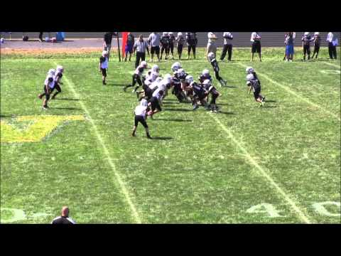 Wahoo Black Rhinos vs Auburn 9-12-2015