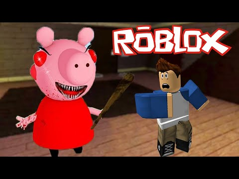PEPPA'S ON THE PROWL!! - ROBLOX PIGGY - CHAPTER 1 HOUSE | OINK OINK DIE!!!