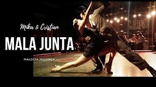 Mika y Cristian Tango MALA JUNTA Experience Tango