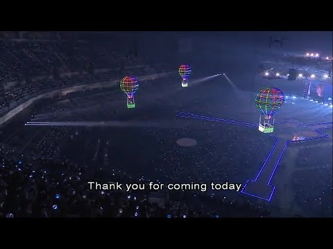 Army 'our flight will be forever' project at The Wings Tour in Seoul + ending