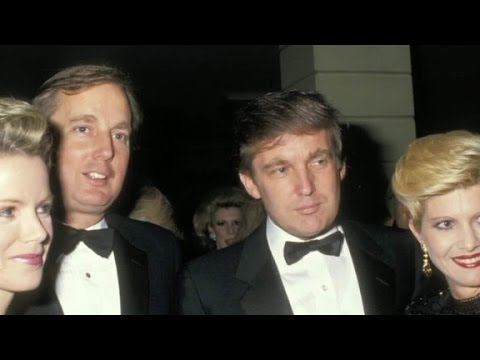 Who are Donald Trump's siblings?
