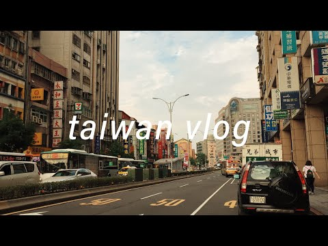 FIRST TIME OUT OF THE COUNTRY | TAIWAN VLOG 2019