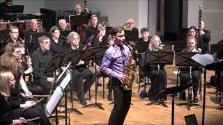 Oodles of Noodles - Jimmy Dorsey (Rob Burton, Saxophone)