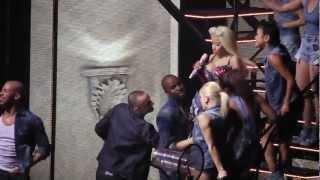 Nicki Minaj - The Boys (Live) Newcastle 28/10/12