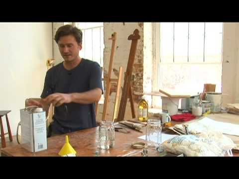 Painting: Materials & Supports : Painting Materials: Turpentine