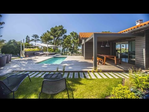 Villa Milady - Luxury 5 Bedroom Villa with Heated Pool in BIARRITZ, South West of France