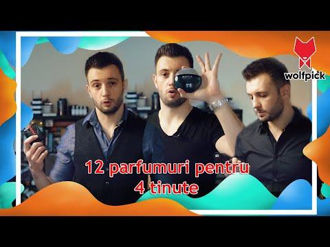 12 Parfumuri Barbatesti Pentru 4 Tinute | Colectie De Parfumuri | Wolfpick