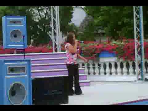 Kindra Lee Wilson You Ain't Woman Enough Karaoke N...