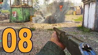 SHOTGUNS ONLY - Call of Duty WW2 Road to Commander - Part 8