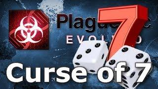 Plague Inc: Custom Scenarios - Curse of 7