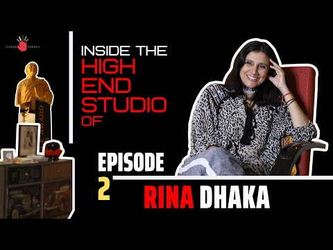 FASHION DESIGNER RINA DHAKA | Episode - 2 | INSIDE OF FASHION INDUSTRY | IKF | EXCLUSIVE INTERVIEW