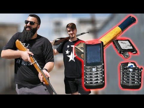 Πώς να καταστρέψεις ένα κινητό! AGM M2