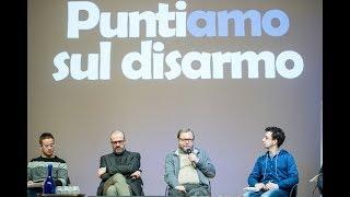 Vito Alfieri Fontana e Nello Scavo al Sermig - Università del Dialogo