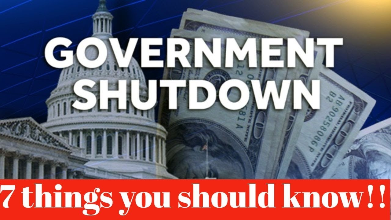 government shutdown 2019 update