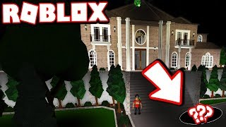 The *SECRET* Inside Marble Hill Estate!!! | Subscriber Tours (Roblox Bloxburg)