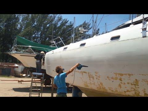 WILDCAT 26 (Boatyard mishaps)