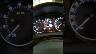 Контроль давления шин Skoda Rapid