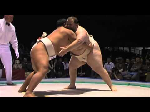 World Sumo Champion Byamba montage