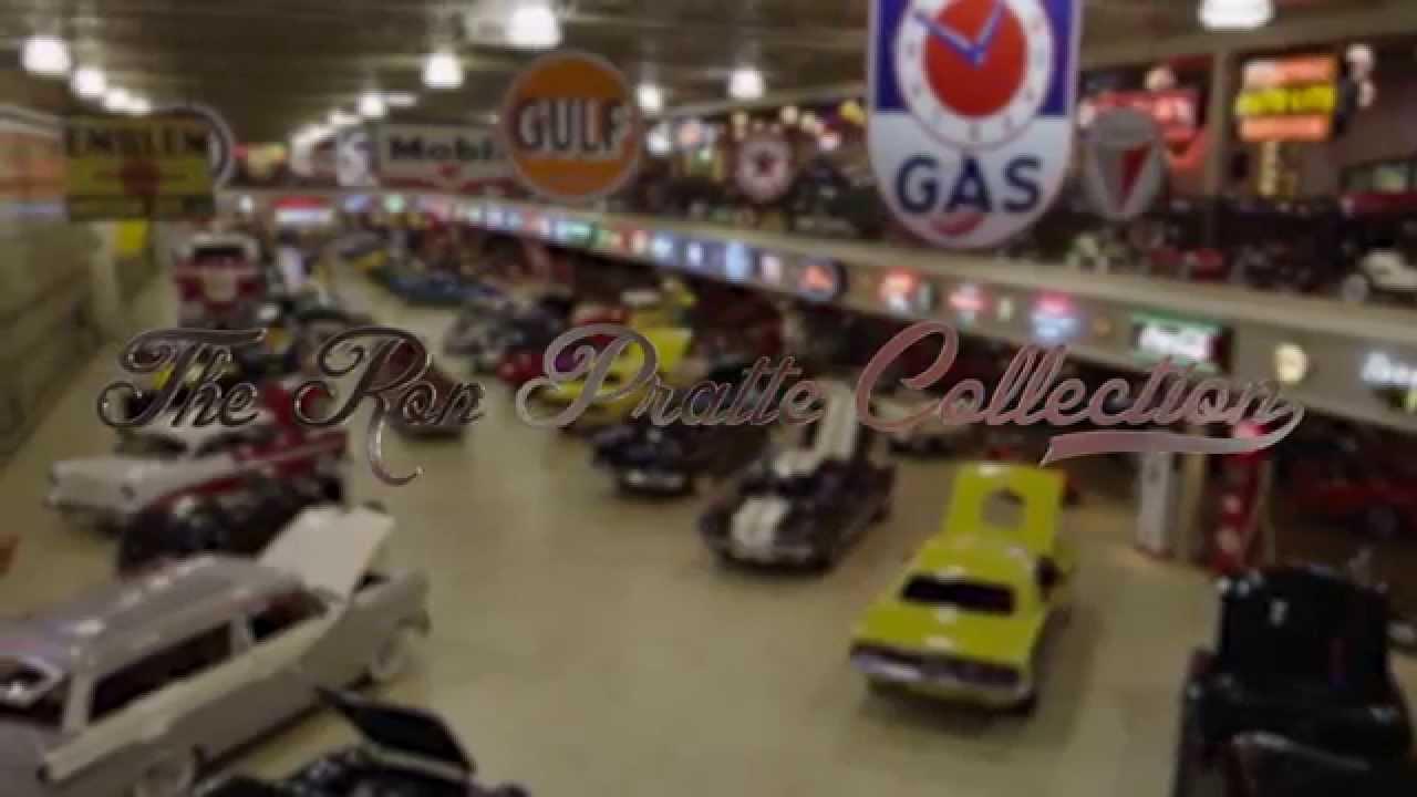 Ron Pratte Garage : The ron pratte collection k youtube