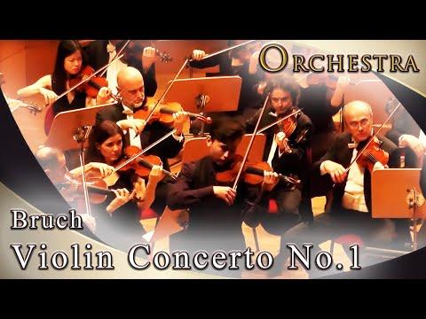 ブルッフ ヴァイオリン協奏曲 第1番 ト短調 ロザコヴィッチ/吉田裕史指揮 ボローニャ歌劇場フィルハーモニー  Bruch: Violin Concerto No. 1 In G Minor