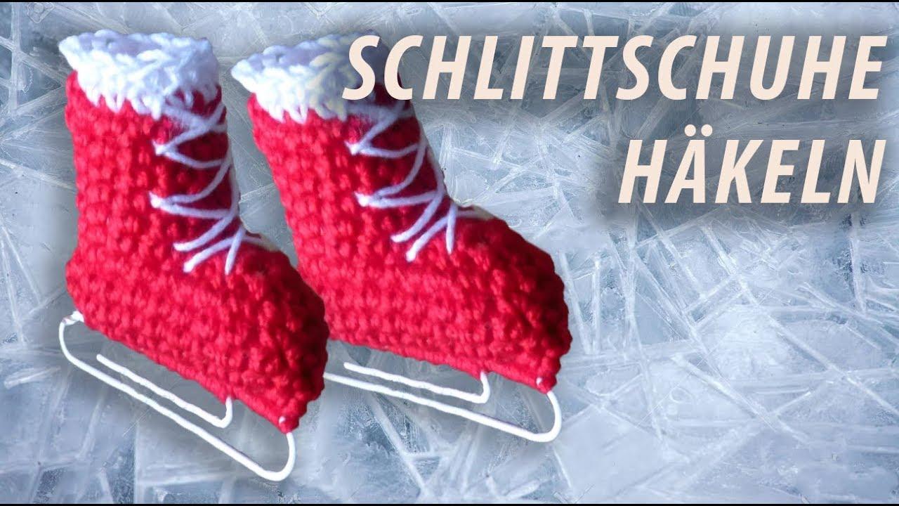Diy Schlittschuhe Häkeln Amigurumi Kostenlose Häkelanleitung