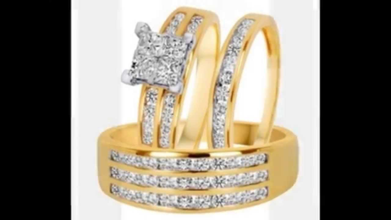 100 gorgeous wedding rings for women latest styles designs youtube - Gorgeous Wedding Rings