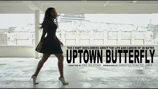 UPTOWN BUTTERFLY: @3DNATEE
