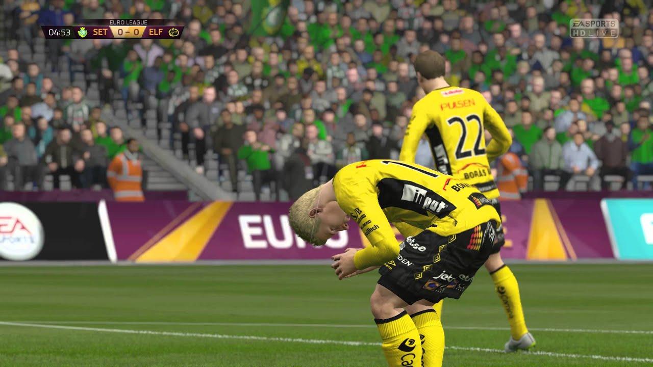 Fifa 16 Be A Pro