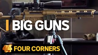 How a cashed-up gun industry wants to change Australia's firearms laws | Four Corners