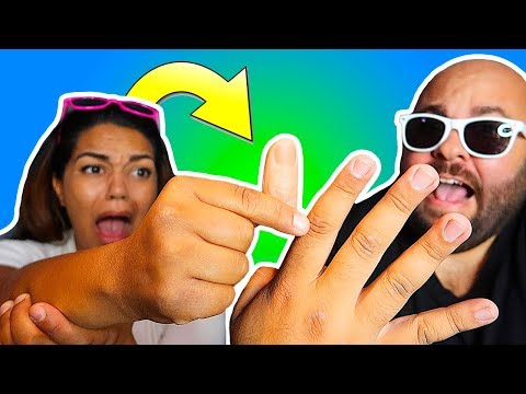 How To Do 3 MAGIC Thumb Tricks!
