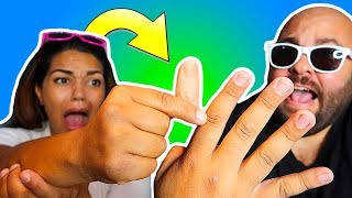 How To Do 3 MAGIC Thumb Tricks!